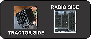 TRACTOR RADIO HARNESSFarm Radio Supply